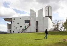 NOTRE DAME DU HAUT RONCHAMP by Le Corbusier