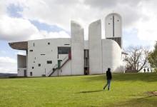 NOTRE DAME DU HAUT RONCHAMP by Le Corbusier